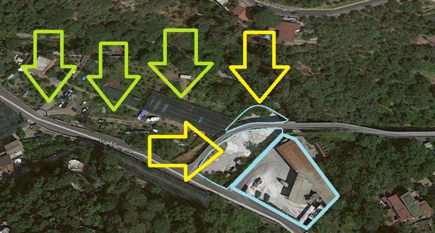 VICO EQUENSE, SEIANO  – RIVO D'ARCO: RIMESSAGGIO ABUSIVO SEGNALATO DAL WWF