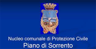 PIANO DI SORRENTO: LA STORICA E PROFESSIONALE PROTEZIONE CIVILE AL SERVIZIO DELLA CITTA'