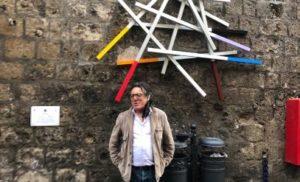 SORRENTO: CORSO ITALIA SI ARRICCHISCE DI UN'IMPORTANTE OPERA D'ARTE DONATA DALL'ARCHITETTO VINCENZO MASCIA
