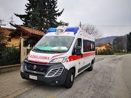 MASSA LUBRENSE: TORNA L'AMBULANZA DEL 118 A SERVIZIO DI TURISTI E RESIDENTI