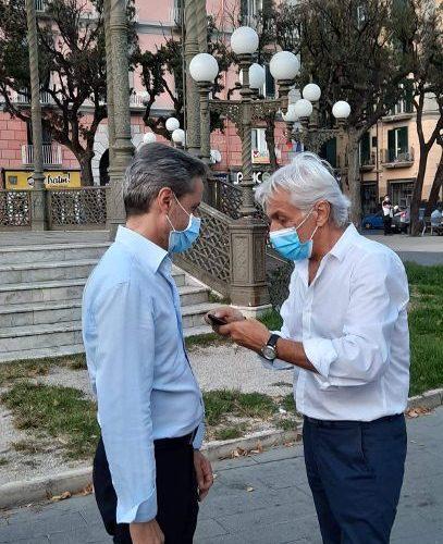 SORRENTO, ELEZIONI REGIONALI: STEFANO CALDORO IN CITTA' DOMANI GIOVEDI' 10