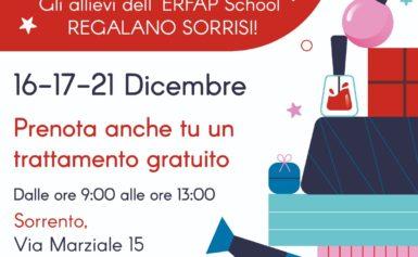 A Natale puoi…essere bellissima gratis!