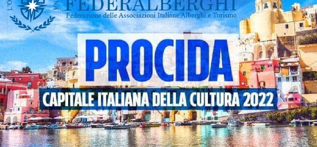 """FEDERALBERGHI CAMPANIA PLAUDE AL BEL RISULTATO DI PPROCIDA 2022, COSTANZO IACCARINO: """"GRANDE RISULTATO, SERVE UN SERIO PIANO DI MARKETING""""."""