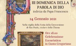 SORRENTO, CHIESA DI SAN PAOLO: DOMENICA 24 CELEBRAZIONE EUCARISTICA IN CANTO GREGORIANO
