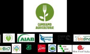 COMUNICATO STAMPA – #CAMBIAMOAGRICOLTURA: NUOVO MINISTRO ALL'AGRICOLTURA PUNTI ALLA TRANSIZIONE AGROECOLOGICA! INVIO RETE PESTICIDI WWF ITALIA