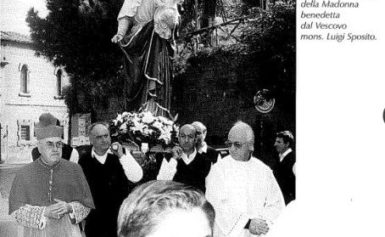 SORRENTO RICORDA MONS. LUGI SPOSITO NEL CENTENARIO DELLA SUA NASCITA CON UNA CELEBRAZIONE EUCARISTICA NELLA CHIESA DI SAN PAOLO