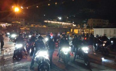 MASSA LUBRENSE: UN MOTORADUNO SUL MARE CARO ALLE SIRENE